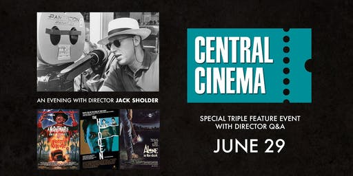 An Evening with Director Jack Sholder Triple Feature