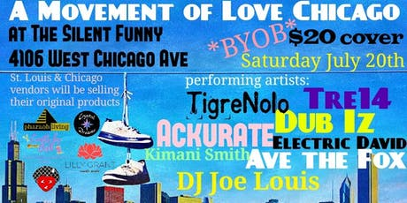 A Movement of Love Chicago tickets