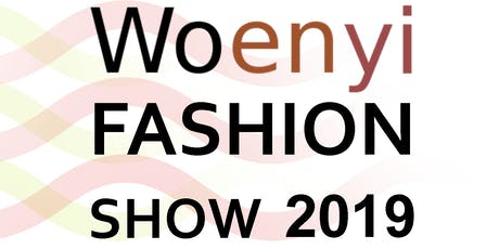 Woenyi Fashion Show 2019 billets