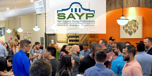 SAYP Joint Happy Hour w San Antonio Sports and Social Club