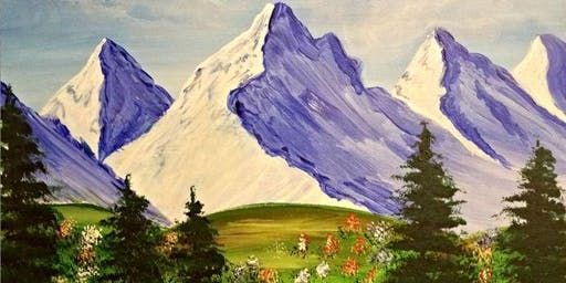 Paint Wine Denver Mountain Splendor Fri Aug 30th 6:30pm $35