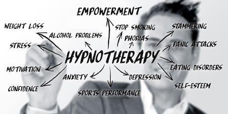 3 Day Hypnosis Training Workshop tickets