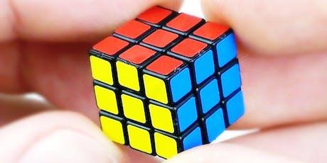 """Aprende a armar el""""Cubo de Rubik"""" 3x3x3 boletos"""
