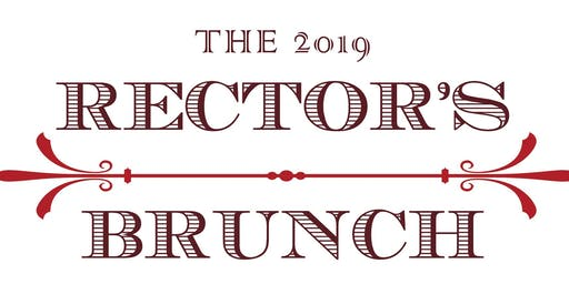 2019 Holy Name Rector's Brunch