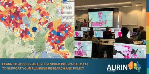 AURIN Training Workshop - University of Canberra