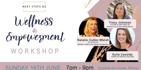 Wellness & Empowerment Workshop tickets