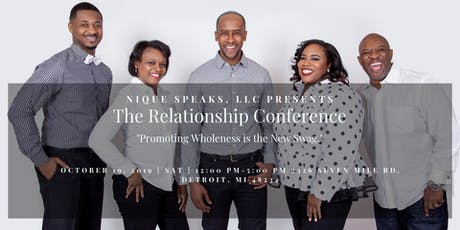 The Relationship Conference 2019 tickets