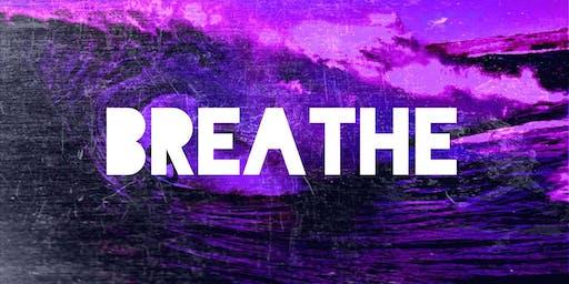 Breath Work With Chris M.F Curci