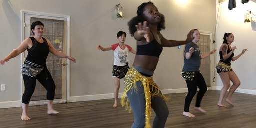 Pop Up Class: Afro-Belly Dance Fusion