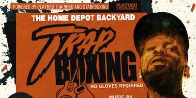 Trap Boxing The Home Depot BackYard