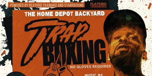 Trap Boxing The Home Depot BackYard