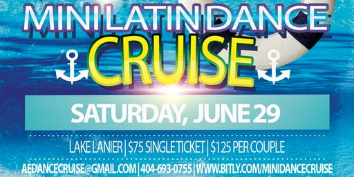 Adrenaline Latin Dance (Mini) Cruise