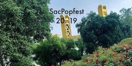 SAC Popfest 2019 tickets