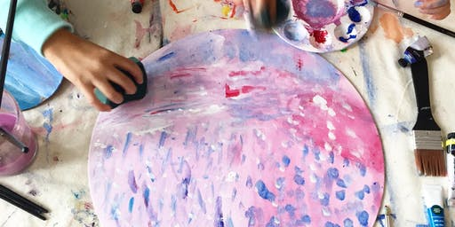 Abstract Art for Kids (9-12yrs)