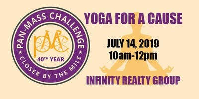 Yoga for a Cause - PMC