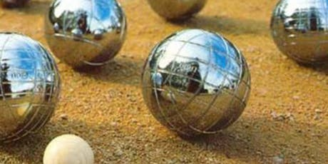 Learn to Play the Game of Petanque with Gary Bigham tickets