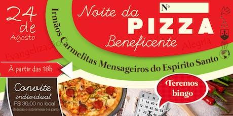 Noite Da Pizza ingressos