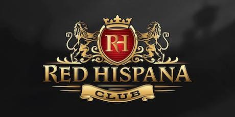 RED HISPANA CLUB - Lanzamiento Uruguay entradas