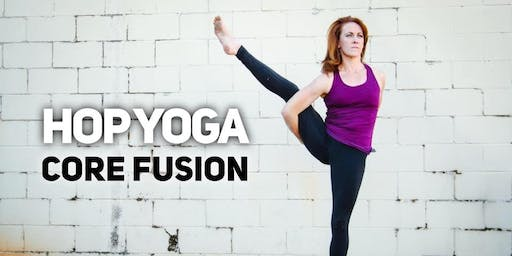 Hop Yoga - Core Fusion with Sarah