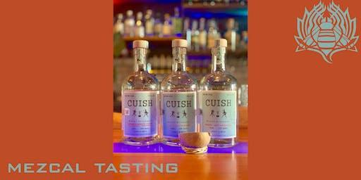 Cuish Mezcales Tradicionales Presenta: Mezcal Tasting