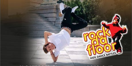 ROCK DA FLOOR KIDS DANCE BATTLES 2019 NATIONAL CHAMPIONSHIPS tickets