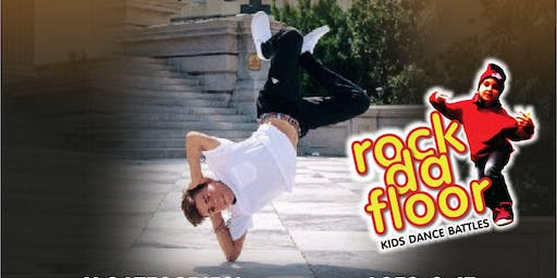ROCK DA FLOOR KIDS DANCE BATTLES 2019 NATIONAL CHAMPIONSHIPS