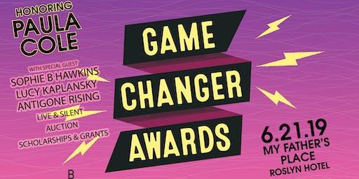 Girls Rising Game Changer Awards