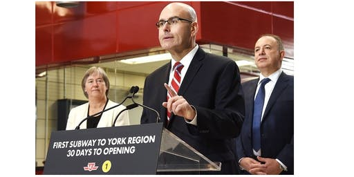 Liberal Meet and Greet with Steven Del Duca