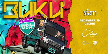 Buku's Cruisin' USA Tour ft. sfam - Orlando, FL tickets