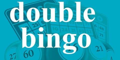 DOUBLE BINGO THURSDAY SEPTEMBER 12. 2019 tickets