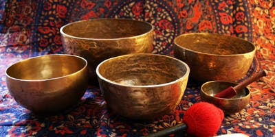 Treat Yourself: Mindful Relaxation and Immersive Sound Bath with Lisa Young