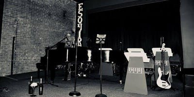 Jazz Musician Jam Session