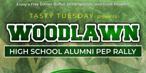 WOODLAWN HIGH SCHOOL ALUMNI PARTY