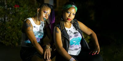 Slaughter Sisters featuring ART by TIBA  custom design T shirts, canvas art