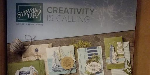 Stampin' Up! New Catalog Open House