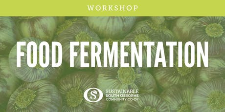 Food Fermentation Workshop: Garlic Carrots and Beet Sauerkraut tickets
