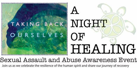 Taking Back Ourselves - Night of Healing tickets