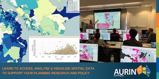 AURIN Workshop - LGAT (Hobart) - Economic Development