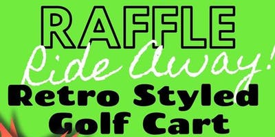 Golf Cart Raffle Benefiting the Habitat ReStore in Key Largo
