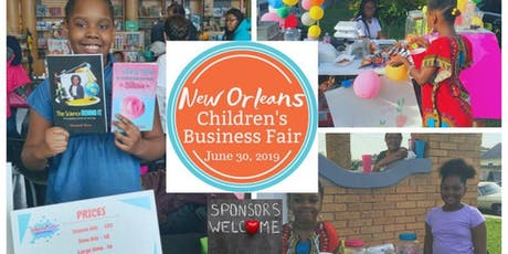 New Orleans Children's Business Fair and PopUp Shop tickets