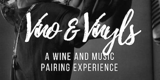 Vino & Vinyls: A Wine and Music Pairing Experience