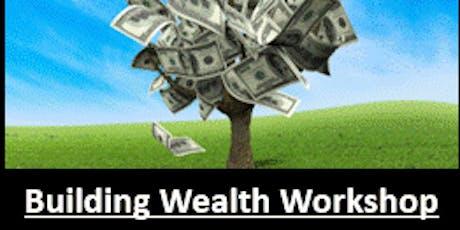 Free Wealth Building Workshop tickets
