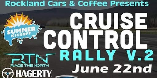 Cruise Control Rally June 22nd