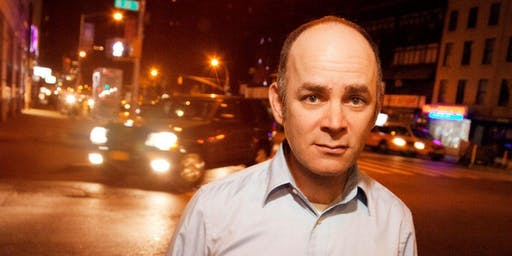 Todd Barry (Letterman, Conan, Comedy Central, NBC) at Club 337