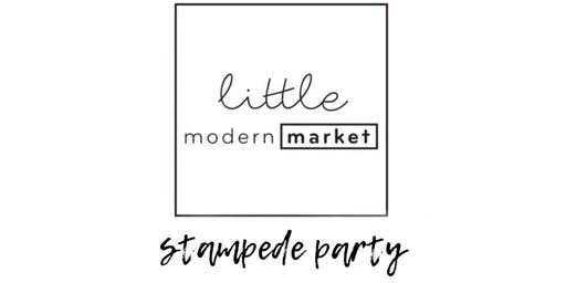 Little Modern Market's Stampede Party