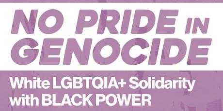 No Pride In Genocide Oakland Uhuru Solidarity Movement Speaking Event  tickets