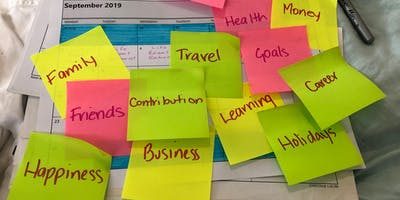 My Life Plan Workshop