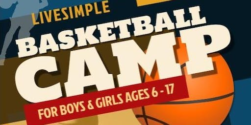LiveSimple Basketball Camp