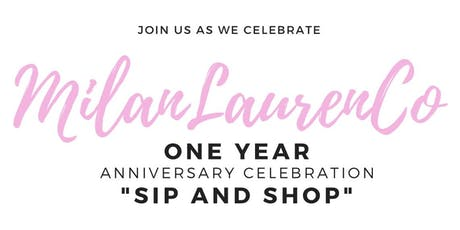 Milan Lauren Cosmetics One Year Anniversary Celebration tickets