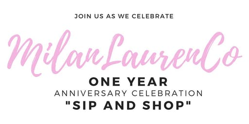 Milan Lauren Cosmetics One Year Anniversary Celebration